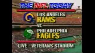 Download NFL Today Intro - September 1986 Video