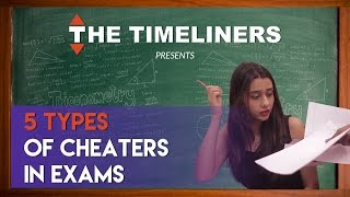 Download 5 Types Of Cheaters In Exams | The Timeliners Video
