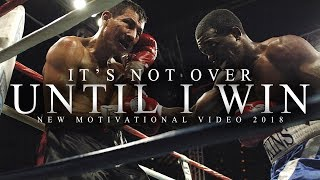 Download UNTIL I WIN - One of the Greatest Motivational Speech Videos EVER (All Time!!) Video