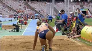 Download Jessica Ennis Long Jump Heptathlon Video