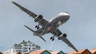Download Airbus A320 Crashes in the World's Most Dangerous Airport | TACA Airlines 390 | 4K Video