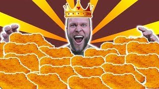Download 9lb (4kg) Schnitzel Eating Challenge | The Schnitzel King! - Furious World Tour Special Video