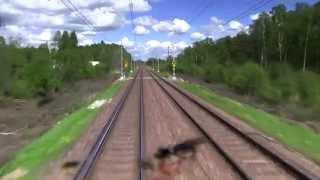 Download Train Driver's View: Tjörnarp-Sösdala Video