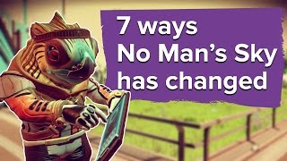 Download 7 ways No Man's Sky has changed (thanks Foundation Update) Video