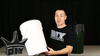 Download HOW TO: Build an XL aquarium canister filter with a 5 gallon bucket - 1 of 2 Video
