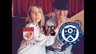 Download KOREA UNIVERSITY VS YONSEI UNIVERSITY ft. KING KYONG!!!!!! ** HE FREAKED** Video
