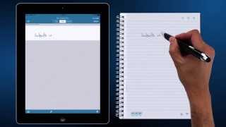 Download Smartpen livescribe Moleskine Video