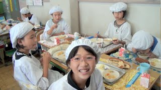 Download School Lunch in Japan - It's Not Just About Eating! Video