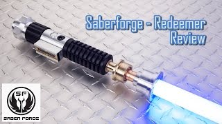 Download Saberforge 'Redeemer: Champion Tier' Review UK Video