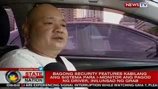 Download Bagong security features kabilang ang sistema para i-monitor ang pagod ng driver, inilunsad ng Grab Video