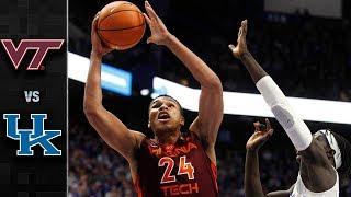 Download Virginia Tech vs. Kentucky Basketball Highlights (2017-18) Video