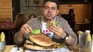 Download The Absolute Worst Challenges On Man V Food Video
