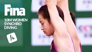 Download Top 5 Dives Women's 10m Synchro Final   FINA/NVC Diving World Series - Beijing 2017 Video