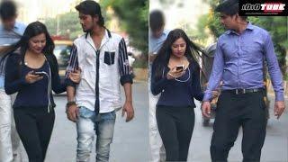 Download Hot Girl Holding Hand Prank - iDiOTUBE | Pranks In India Video