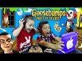 Download NIGHT OF JUMP SCARES!! Mike & Chase play GOOSEBUMPS N.O.S. iOS Game! (FGTEEV Scariest Gameplay) Video