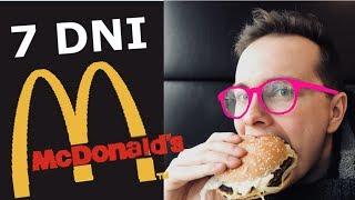 Download 7 DNIOWA DIETA McDONALDS - CO SIĘ STANIE? Video