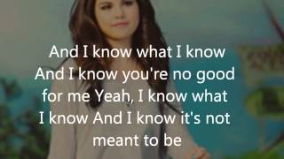 Download Selena Gomez - My Dilemma lyrics Video