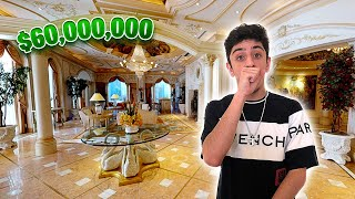 Download This $60,000,000 Hotel Room Will BLOW YOUR MIND!! (Full Tour) Video