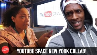 Download YOUTUBE SPACE NEW YORK COLLAB!! Video