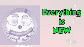 Download Board Game Breakfast - Everything is New Video