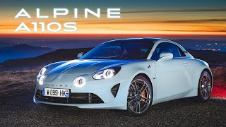 Download Alpine A110S: Road And Track Review | Carfection 4K Video