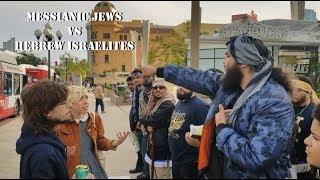 Download MESSIANIC JEWS VS HEBREW ISRAELITES Video