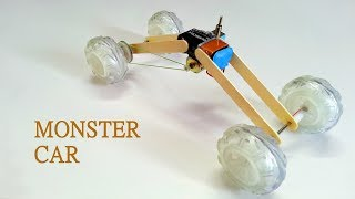 Download How to make a simple Monster Car Video