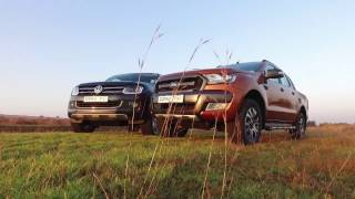 Download Episode 355 - Comparison: Ford Ranger Wildtrack vs VW Amarok Ultimate Video