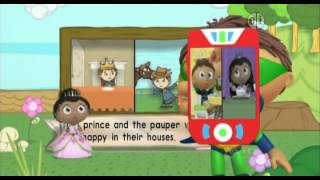 Download 054 Super Why The Prince and the Pauper Video
