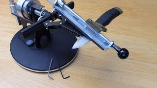 Download The best knife sharpening system in the world !Probably Video