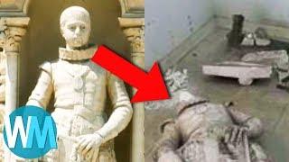 Download TOP 10 HISTORISCHE OBJEKTE die von IDIOTEN zerstört wurden Video
