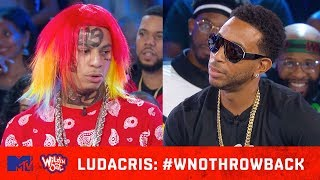 Download 6ix9ine or Nick Cannon? Ludacris in the Hot Seat 🔥 | Wild 'N Out | #WNOTHROWBACK Video