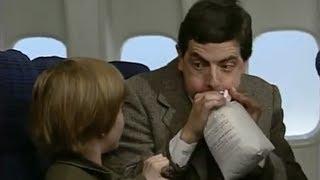 Download Mr Bean - Im Flugzeug Video