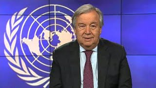 Download UN Chief to the World Health Assembly Video