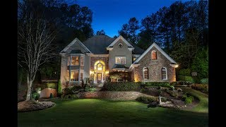 Download Meticulously Maintained Family Home in Roswell, Georgia Video