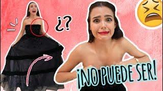 Download PROBÁNDOME VESTIDOS PARA LA BODA ¡TODO UN DÍA JUNTOS! ♥ -Yuya Video