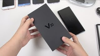 Download LG V30 RETAIL: Unboxing & Comparisons (Questions Anyone?) Video