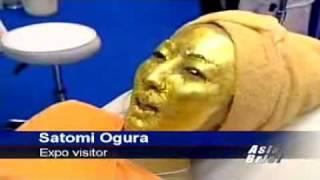 Download Gold News - 24K Gold Facial Video