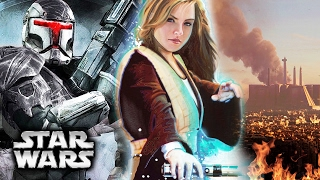 Download The Secret Child of A JEDI AND CLONE TROOPER During Order 66 - Star Wars Clone Wars Explained Video