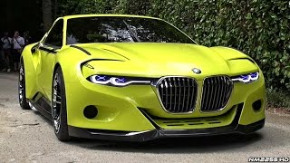 Download BMW 3.0 CSL Hommage WORLD DEBUT - Start Up Sound, Rev, Overview & Driving Video
