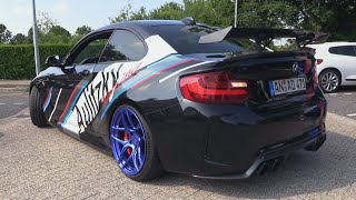 Download 620HP BMW M2 with S55 M4 Engine!! Start, Revs, Onboard, Accelerations! Video