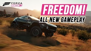 Download Forza Horizon 2 - All New Gameplay - Freedom and Drivatar Video