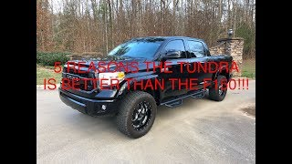 Download 5 Reasons The Toyota Tundra Is Better Than The Ford F150 Video