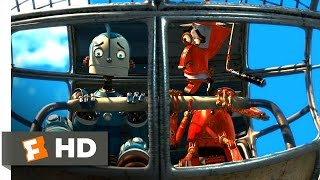 Download Robots (1/3) Movie CLIP - The Cross-Town Express (2005) HD Video