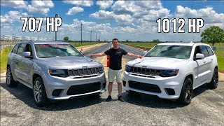 Download The Jeep Trackhawk Is Actually A BARGAIN For $100,000 Video
