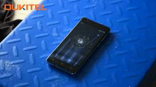 Download OUKITEL K4000 Meets Power Drill, Will It Survive Video