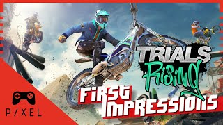 Download Trials Rising :: Closed Beta (multiplayer, PS4) | It's Play TIME! Video