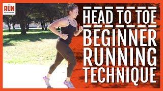 Download Head To Toe Beginner Running Technique Video