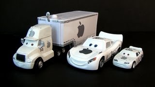 Download Custom iCar Apple Mac Cars Lightning McQueen Video