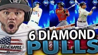 Download SIX DIAMOND PULLS OMG!! MLB THE SHOW 17 DIAMOND DYNASTY Video